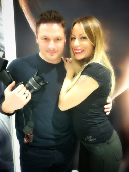 Luca & Karina Cascella 2013
