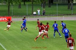 Milan Sassuolo 2015