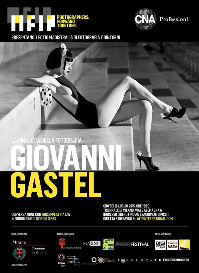 Giovanni Gastel Milano