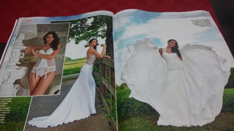 Editoriale sposa