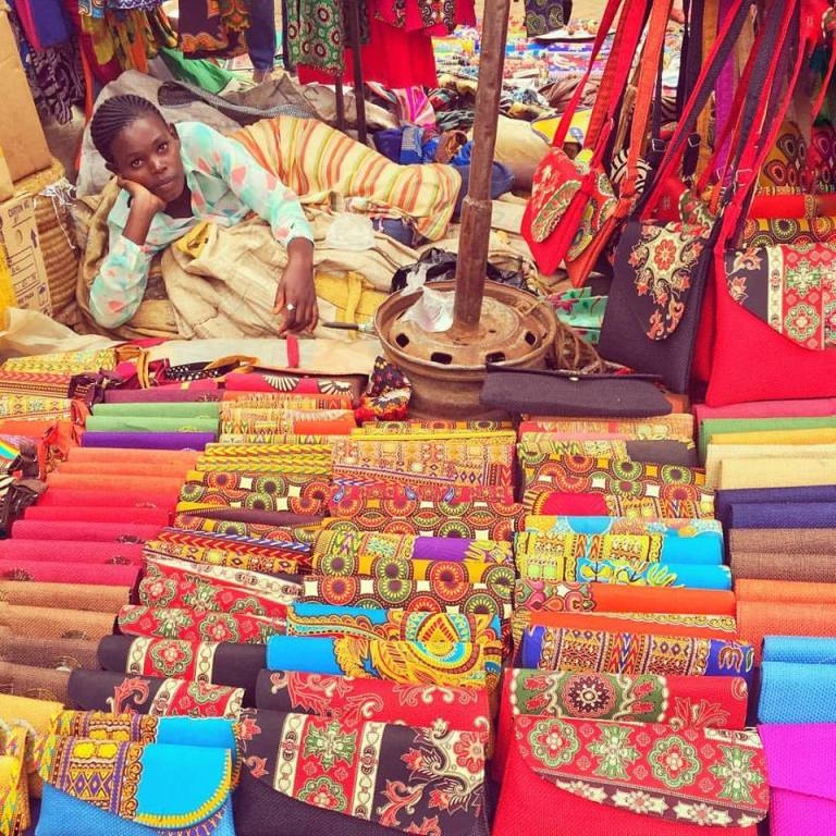 Masai market Nairobi